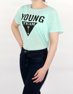 T-shirt Young Team