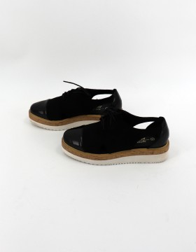 Chaussures Creepers noires...